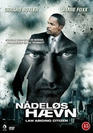 Law Abiding Citizen - Danish Movie Cover (xs thumbnail)