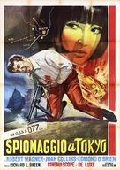 Stopover Tokyo - Italian Movie Poster (xs thumbnail)