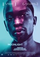Moonlight - Czech Movie Poster (xs thumbnail)