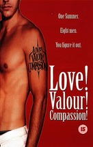 Love! Valour! Compassion! - British poster (xs thumbnail)