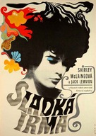 Irma la Douce - Czech Movie Poster (xs thumbnail)