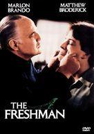 The Freshman - DVD cover (xs thumbnail)