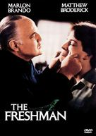 The Freshman - DVD movie cover (xs thumbnail)