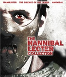 Hannibal - Blu-Ray movie cover (xs thumbnail)