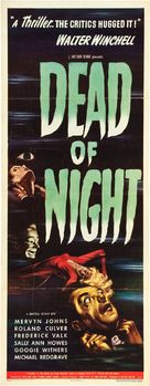 Dead of Night - Theatrical movie poster (xs thumbnail)
