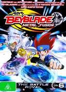 """Bakuten shoot beyblade"" - Australian DVD cover (xs thumbnail)"