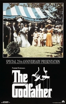 The Godfather - Re-release poster (xs thumbnail)