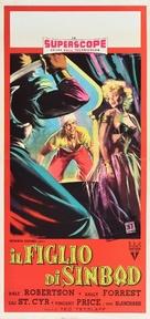 Son of Sinbad - Italian Movie Poster (xs thumbnail)