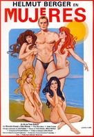 Femmes - Spanish Movie Poster (xs thumbnail)