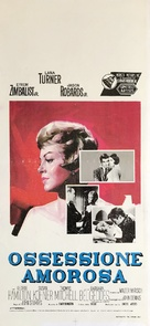 By Love Possessed - Italian Movie Poster (xs thumbnail)