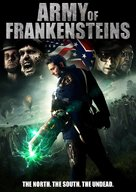 Army of Frankensteins - DVD cover (xs thumbnail)
