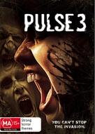 Pulse 3 - Australian DVD cover (xs thumbnail)