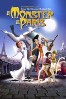Un monstre à Paris - DVD cover (xs thumbnail)
