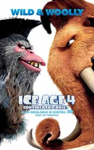 Ice Age: Continental Drift - Character poster (xs thumbnail)