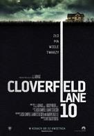 10 Cloverfield Lane - Polish Movie Poster (xs thumbnail)