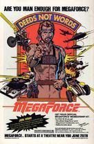 Megaforce - Movie Poster (xs thumbnail)