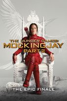 The Hunger Games: Mockingjay - Part 2 - Movie Cover (xs thumbnail)