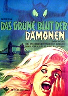 Quatermass and the Pit - German Movie Poster (xs thumbnail)