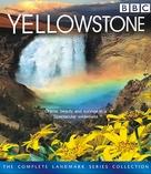 """Yellowstone"" - Blu-Ray movie cover (xs thumbnail)"