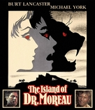 The Island of Dr. Moreau - Blu-Ray movie cover (xs thumbnail)