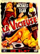 Wicked Woman - Belgian Movie Poster (xs thumbnail)