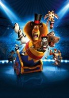Madagascar 3: Europe's Most Wanted - Key art (xs thumbnail)