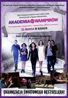Vampire Academy - Polish Movie Poster (xs thumbnail)