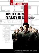 Valkyrie - Danish Movie Poster (xs thumbnail)