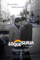 """Lo que surja"" - Spanish Movie Poster (xs thumbnail)"