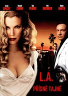 L.A. Confidential - Czech DVD cover (xs thumbnail)