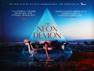 The Neon Demon - British Movie Poster (xs thumbnail)