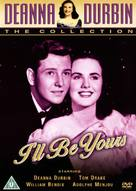 I'll Be Yours - British DVD cover (xs thumbnail)