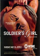 Soldier's Girl - Movie Poster (xs thumbnail)