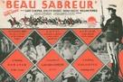 Beau Sabreur - poster (xs thumbnail)