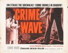 Crime Wave - Movie Poster (xs thumbnail)