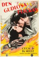 The Godless Girl - Swedish Movie Poster (xs thumbnail)