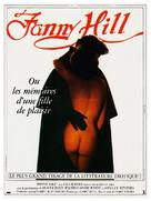 Fanny Hill - French Movie Poster (xs thumbnail)