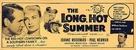 The Long, Hot Summer - poster (xs thumbnail)