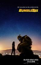 Bumblebee - Vietnamese Movie Poster (xs thumbnail)