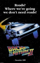 Back to the Future Part II - Movie Poster (xs thumbnail)