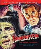 The Curse of Frankenstein - Blu-Ray movie cover (xs thumbnail)