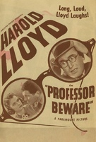 Professor Beware - Movie Poster (xs thumbnail)