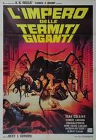 Empire of the Ants - Italian Movie Poster (xs thumbnail)