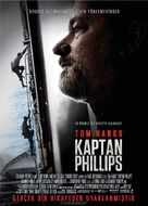 Captain Phillips - Turkish Movie Poster (xs thumbnail)