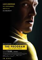 The Program - German Movie Poster (xs thumbnail)