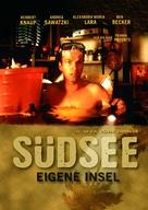 Südsee, eigene Insel - German poster (xs thumbnail)