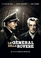 Il generale della Rovere - French DVD cover (xs thumbnail)