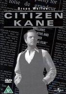 Citizen Kane - British DVD movie cover (xs thumbnail)