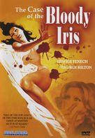 Perchè quelle strane gocce di sangue sul corpo di Jennifer? - DVD movie cover (xs thumbnail)