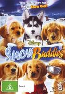 Snow Buddies - Australian DVD movie cover (xs thumbnail)